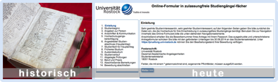 Rund Um Die Bewerbung Universitat Rostock 14